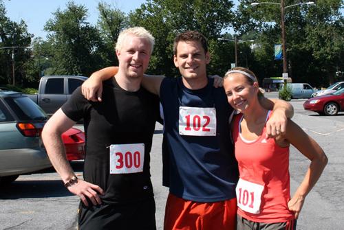 Jake, Bryan, Erica